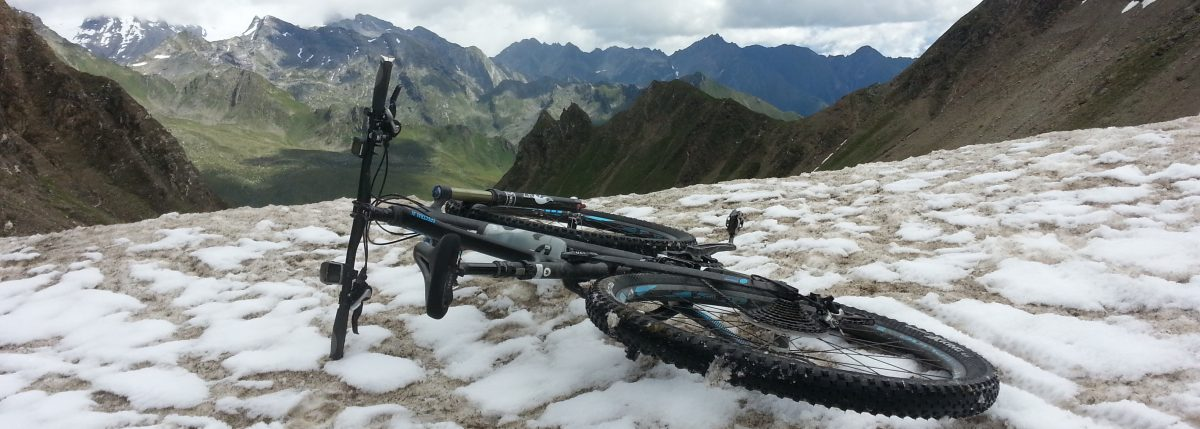 Alpenüberquerung mit dem Mountainbike Nr. 6